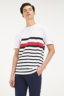e112b339 Men's T-Shirts | Tommy Hilfiger USA