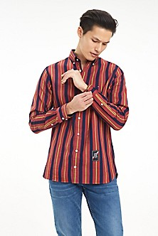 aed9ba50f Men's Casual Shirts | Tommy Hilfiger USA