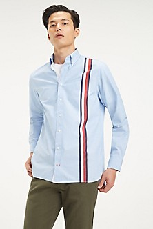 3f6d44ccf05 Men's Casual Shirts | Tommy Hilfiger USA