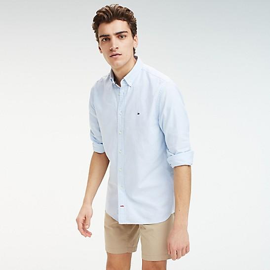 Regular Fit Button Down Shirt   Tommy Hilfiger