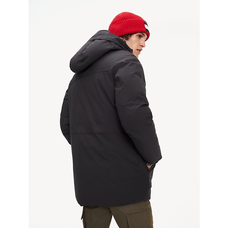 NEW TO SALE Hooded Canvas Parka