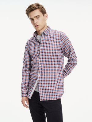 tommy hilfiger check shirt