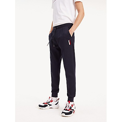 Embroidered Logo Jogger