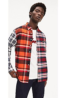 Men's Casual Shirts   Tommy Hilfiger USA