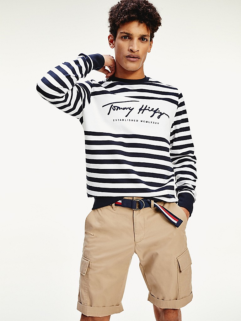 NEW TH Cool Organic Cotton Sweatshirt