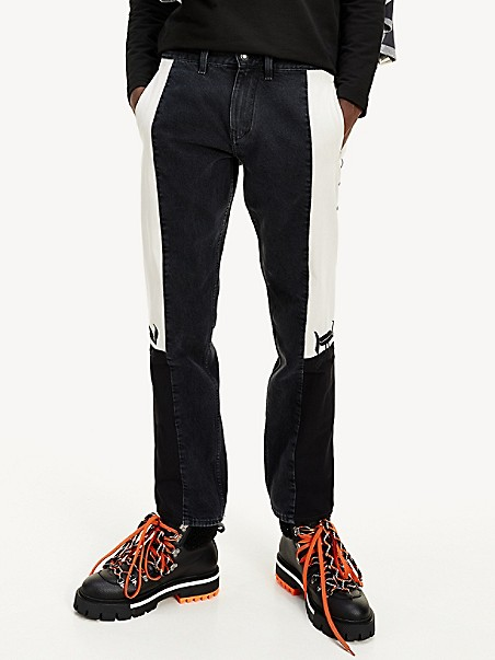 TOMMY HILFIGER Lewis Hamilton Regular Fit Recycled Cotton Jean