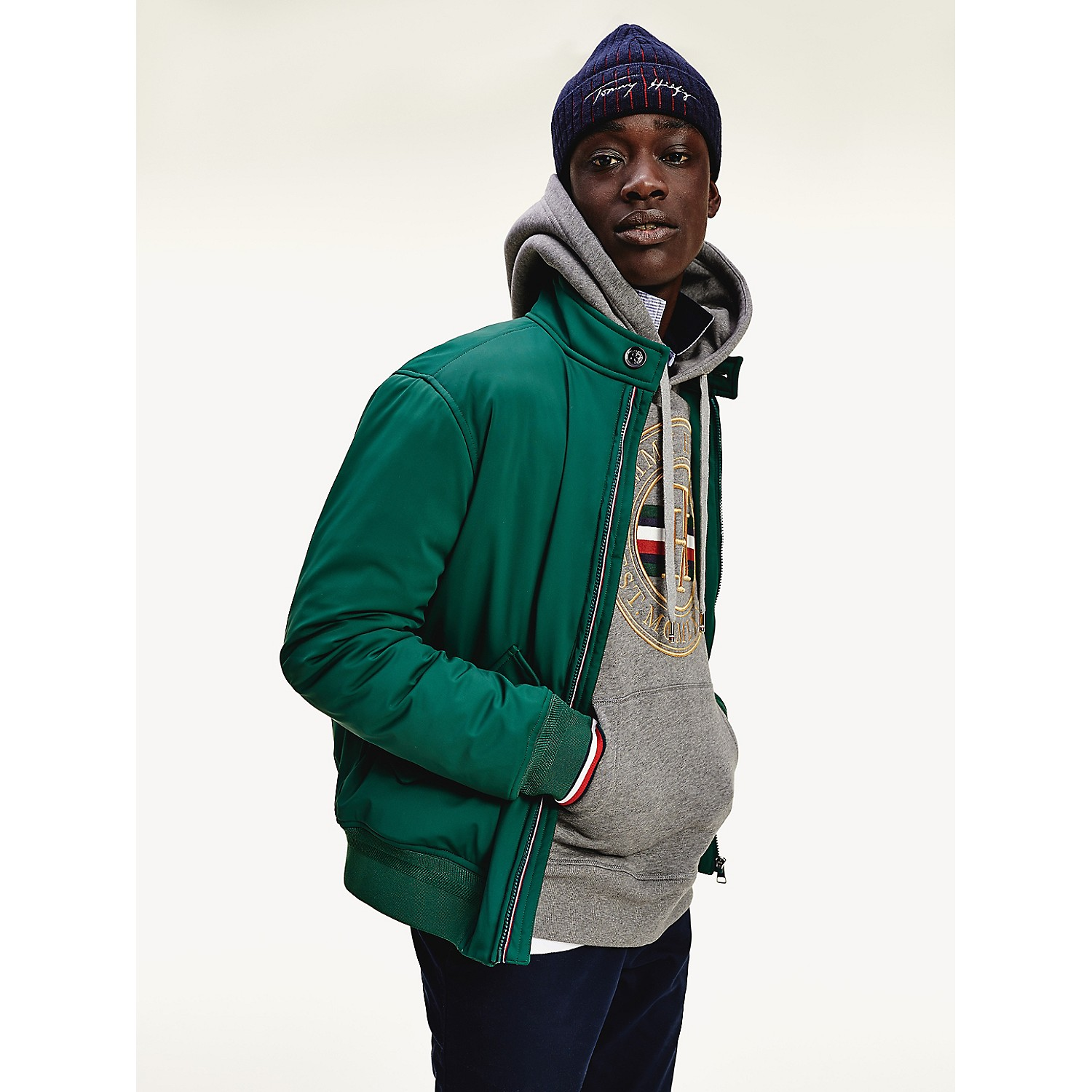 TOMMY HILFIGER TH Flex Softshell Jacket