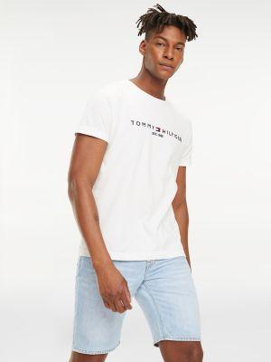 Organic Cotton Tommy Logo T-Shirt | Tommy Hilfiger