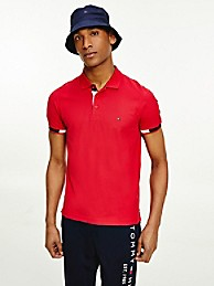 TOMMY HILFIGER Slim Fit TH Cool Polo