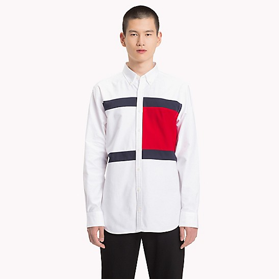 425dfef97 Flag Shirt | Tommy Hilfiger