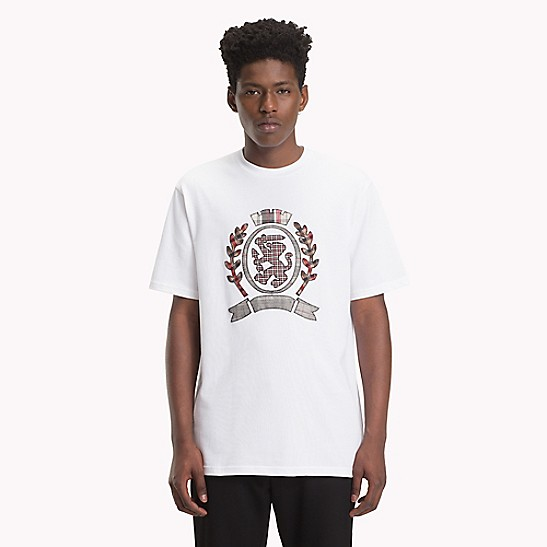 673fdf8f Crest Patch T-Shirt | Tommy Hilfiger
