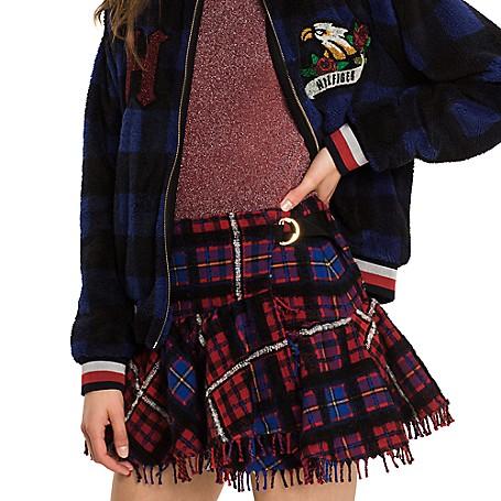 4c71c1536e4 Tartan Frill Kilt Mini Skirt