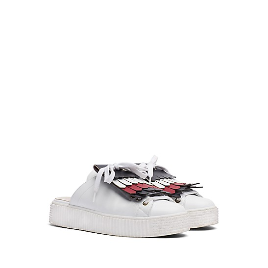 abb2cb48 Fringed Slip-On Sneaker | Tommy Hilfiger
