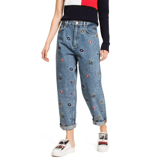 Rolled Up Jeans - Sales Up to -50% Tommy Hilfiger