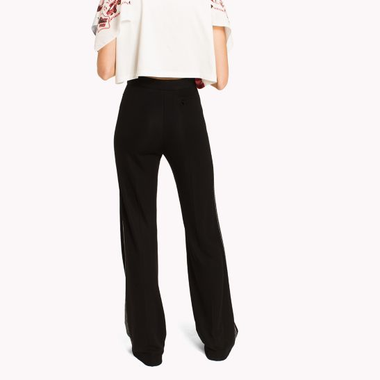 Flared Jersey Pant - Sales Up to -50% Tommy Hilfiger