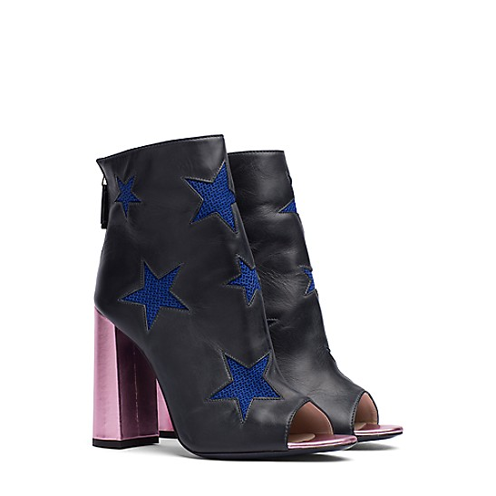 ecffd8d854a Mesh Star Ankle Boot | Tommy Hilfiger