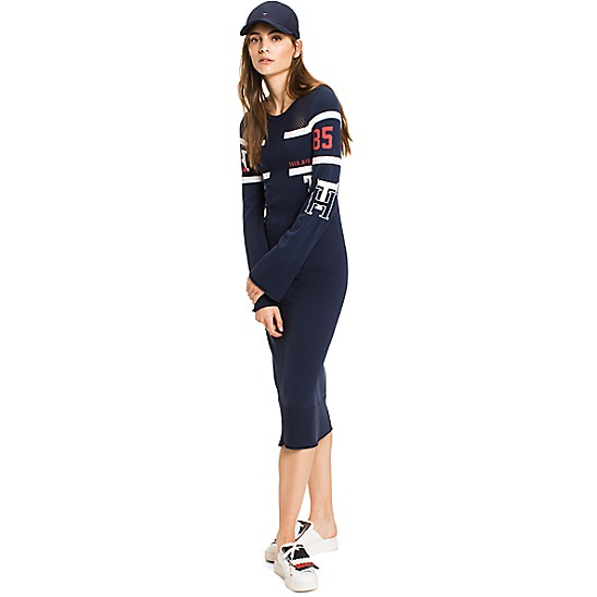 be7c365be Racer Sweater Dress | Tommy Hilfiger