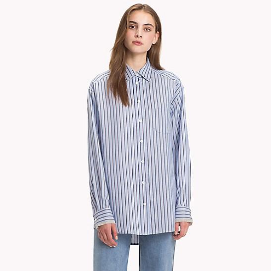 2efea882 Iconic Stripe Shirt | Tommy Hilfiger
