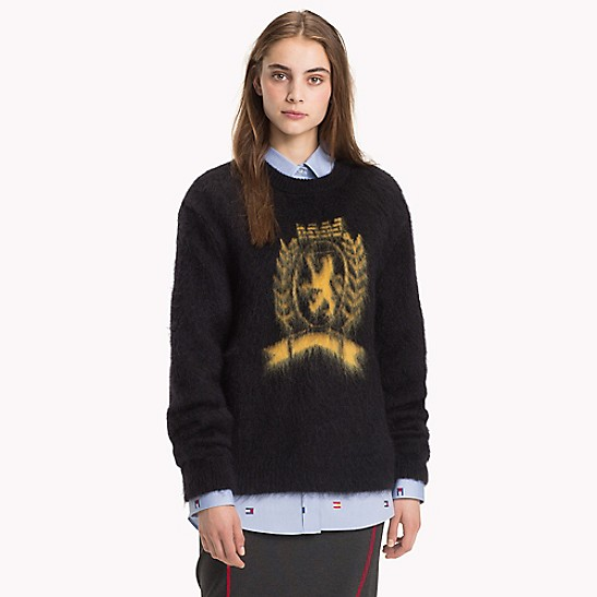e60bbcd4f Crest Luxury Wool Sweater | Tommy Hilfiger
