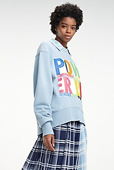 e790e491c Women's Hoodies & Sweatshirts | Tommy Hilfiger USA