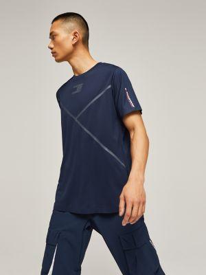 tommy sport t shirt