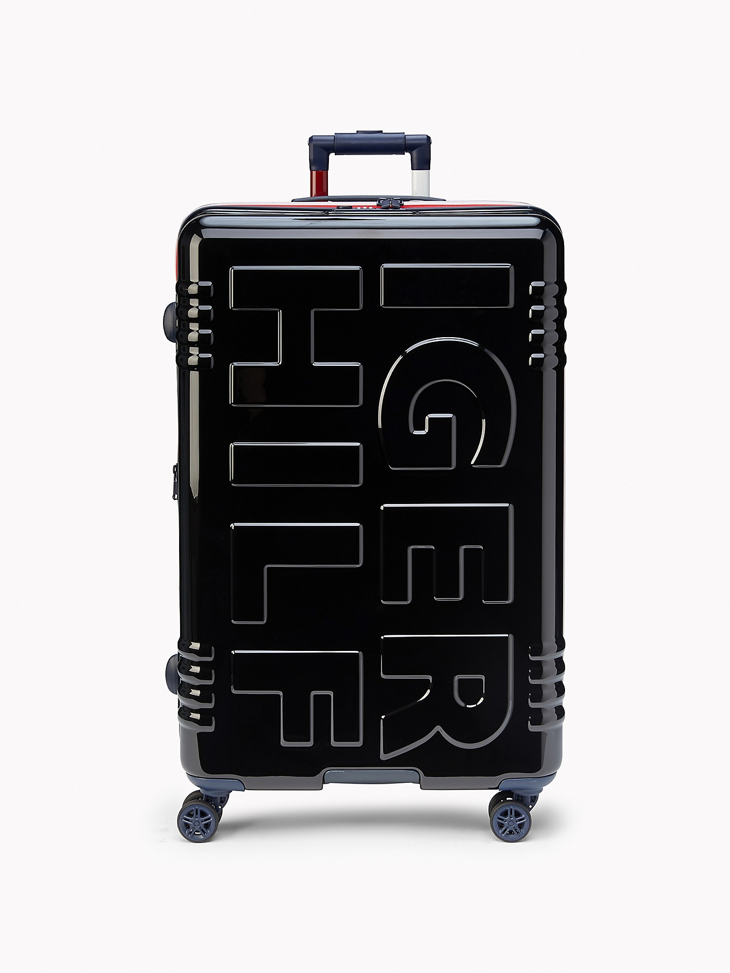 Tommy Hilfiger 28 Inch Signature Spinner Suitcase