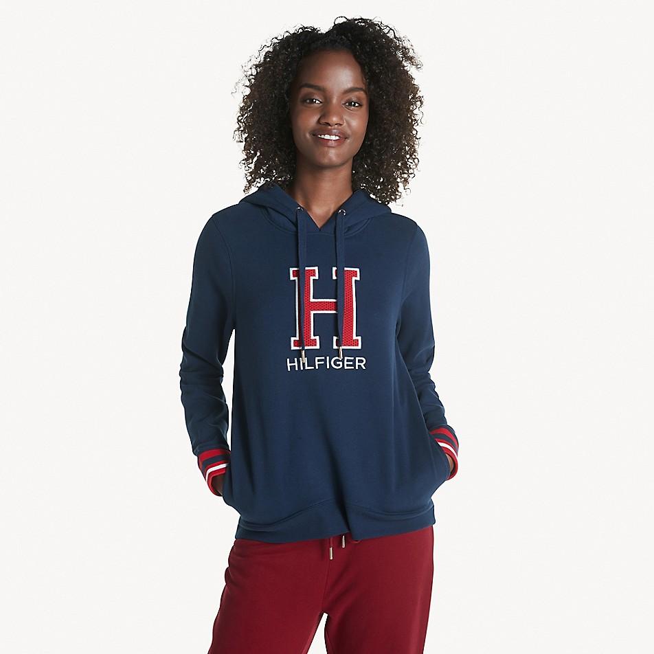 Essential Varsity Logo Hoodie