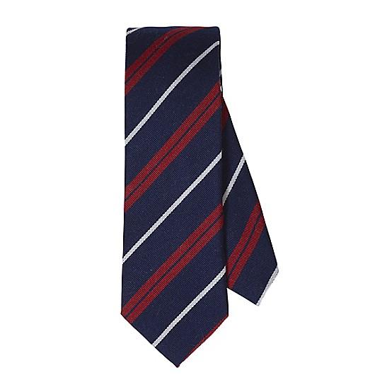 Wool Stripe Pocket Square - Sales Up to -50% Tommy Hilfiger 5bMVW