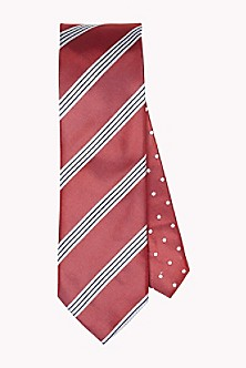 Oxford Paisley Silk Tie - Sales Up to -50% Tommy Hilfiger ItCu6F