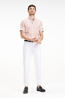 fcd760f9f Airy Cotton Short-Sleeve Dress Shirt