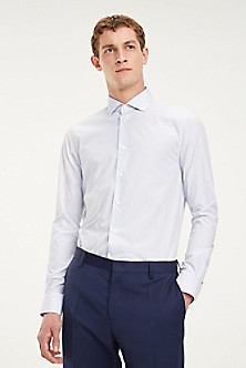 dee94d1ad Men's Dress Shirts | Tommy Hilfiger
