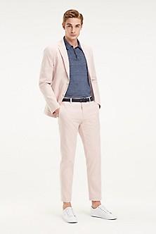 79bc685a6 TOMMY HILFIGER. Seersucker Slim Fit Dress Short.  99.50. RIVIERA. Final Sale.  Pastel Cotton Slim Fit Suit