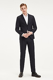 TH Flex Virgin Wool Slim Fit Suit 1ebc5e3d7925