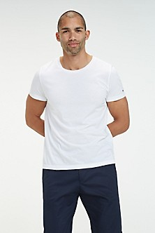 d626e16abb68b4 Pima Cotton T-Shirt. Quick View for Pima Cotton T-Shirt. NEW. TOMMY HILFIGER