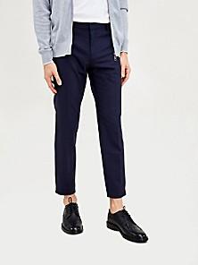 $600 Tommy Hilfiger Modern-Fit TH Flex Stretch Suit 38R 32 x 30 Gray No VEST