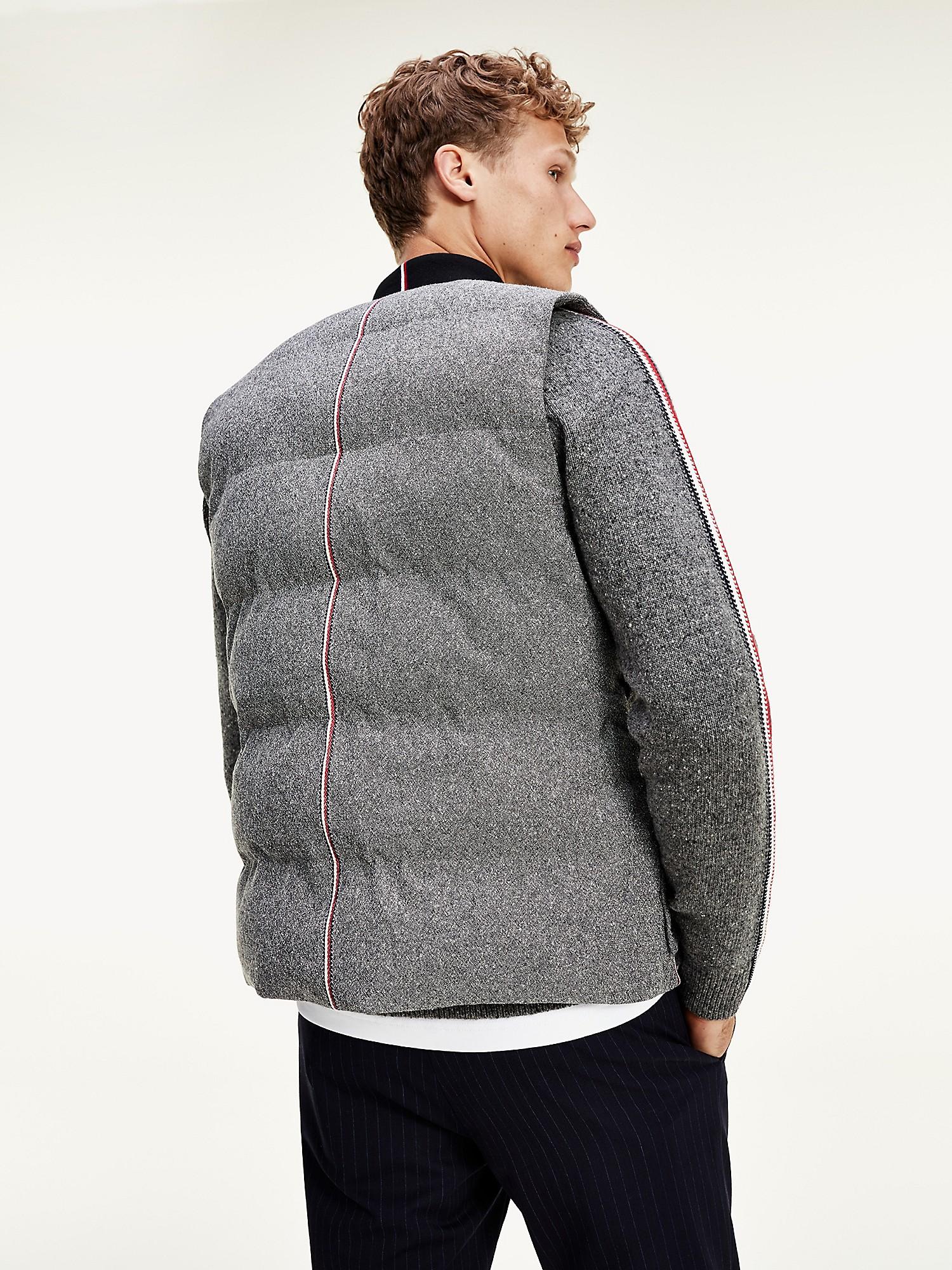 Icon Channeled Vest BLACK/GREY
