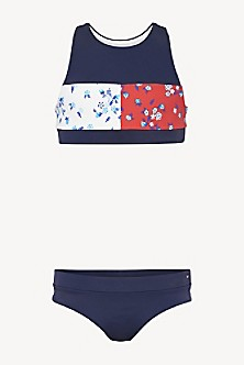 48f43295cf7 Girls Swimwear | Tommy Hilfiger USA
