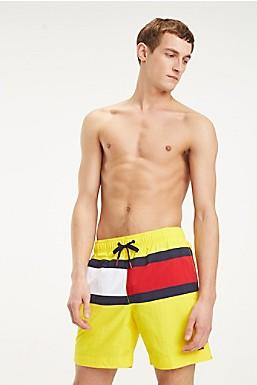 28caddb2ee3da Men's Swimwear | Tommy Hilfiger USA