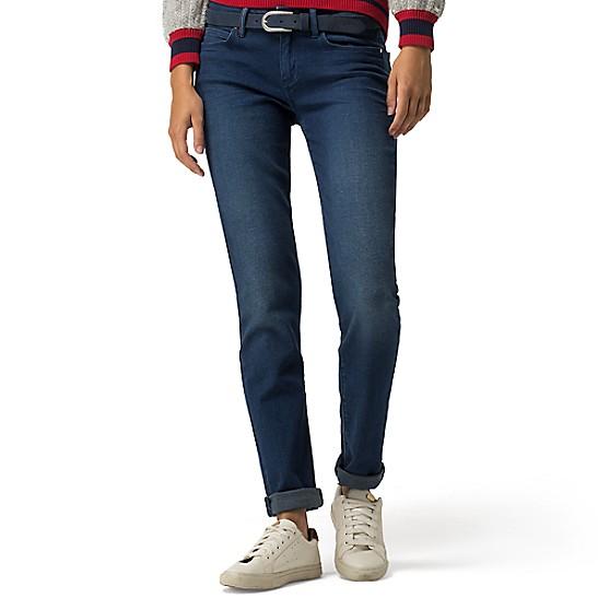 Occasionnels Jeans Slim Fit - Tommy Bleu Hilfiger jI4OZ4Ih