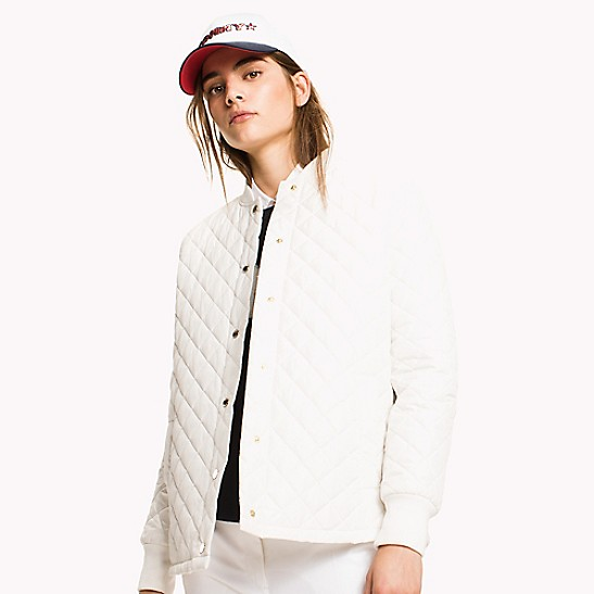 b3f4e75b5 Quilted Bomber Jacket | Tommy Hilfiger