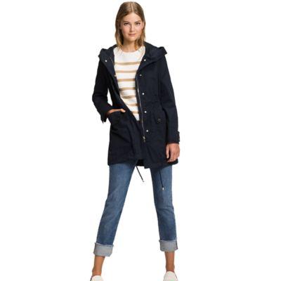 Tommy hilfiger denim technical parka jacke jacket winterjacke