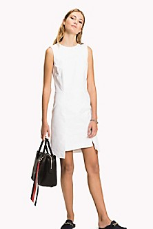 Belted Oversized Dress - Sales Up to -50% Tommy Hilfiger Buy Cheap Limited Edition Browse Cheap Price K2hKn0