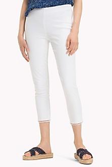 Grandes ofertas Pantalones Arco Recortadas - Rebajas Hasta -50% Tommy Hilfiger Outlet para barato BqJ7k