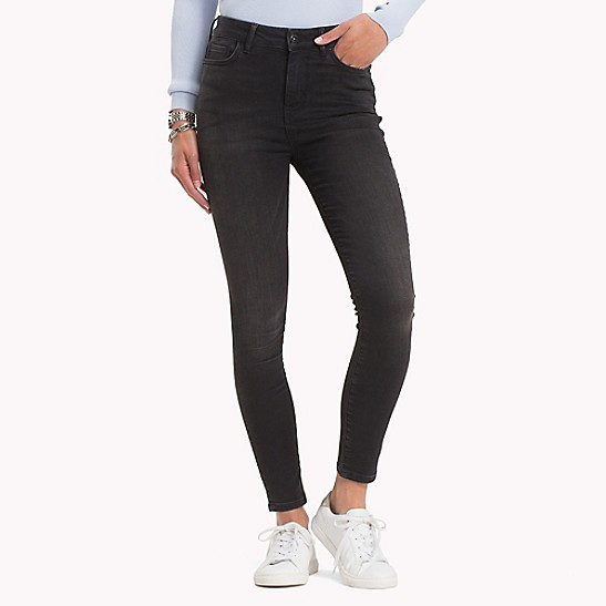 Great Deal on Tommy Hilfiger High Rise Tapered Fit Crop