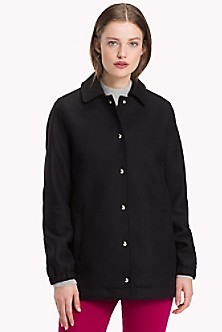 d464a37ef7 Wool Stadium Jacket. Quick View for Wool Stadium Jacket. FINAL SALE. TOMMY  HILFIGER