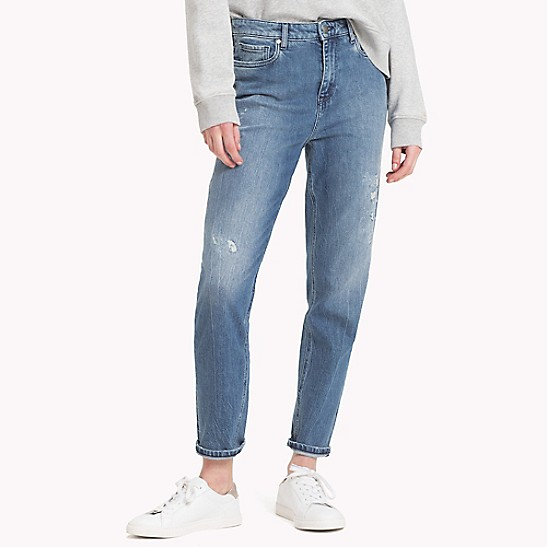 934ce7c8 Tommy Icons Mom Fit Ankle Jeans | Tommy Hilfiger