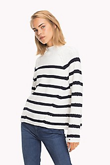c309babafa0a47 Mockneck Sweater. Quick View for Mockneck Sweater. NEW TO SALE. TOMMY  HILFIGER