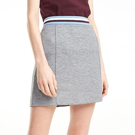 826fd2ae9b6 NEW TO SALE Heathered Ponte Skirt
