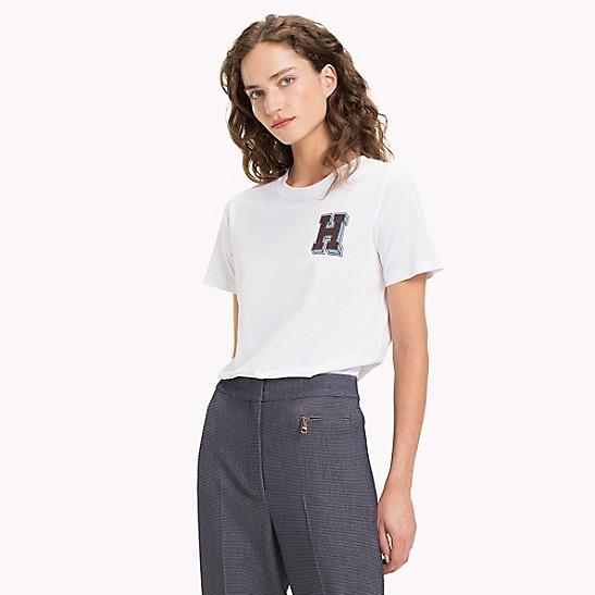 5815a06f5449b Monogram T-Shirt | Tommy Hilfiger