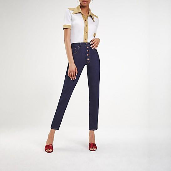 811933cd Zendaya Skinny Fit Ankle Jeans | Tommy Hilfiger